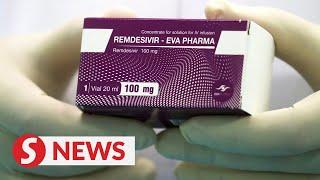 South Korea talks Covid-19 drug, US buys most stocks