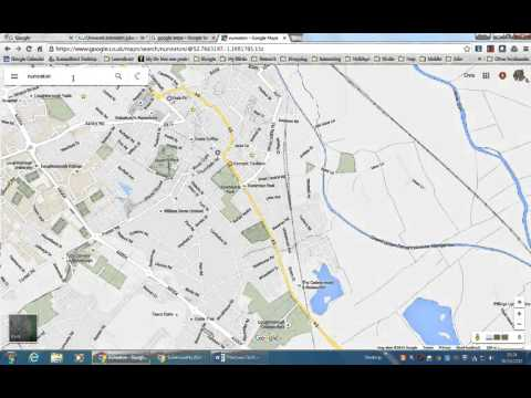 Watch how to find the Company Name and Address using Google maps
