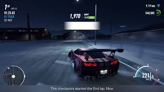 NFS Most Wanted - What Happens If You Remove the Rev Limiter