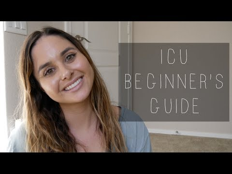 ICU BEGINNER'S GUIDE!