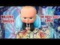 The Boss Baby Sing Maluma Corazón ft. Nego do Borel [Cartoon Cover] Mp3