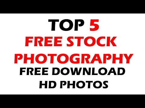best website for free photo download non copyright in youtube. top 5