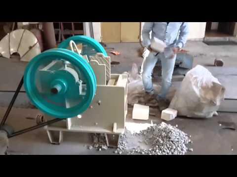 Jaw Crusher Working Principle - Prince Industries Crusher Manufacturer