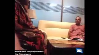 Live jin drama exposed in HASB E HAAL