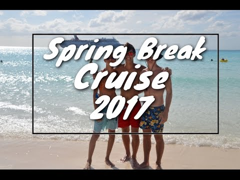 Carnival Sensation | Spring Break 2017 | Cinematic