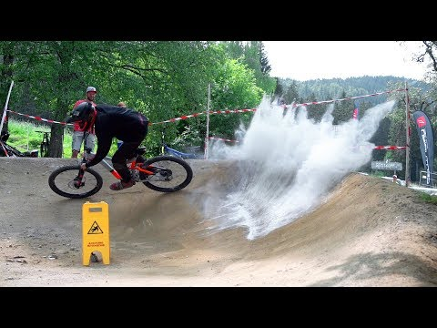 Mountain Bike Drift Skills Day | Felix´s Welt