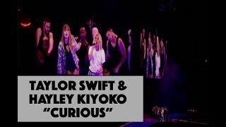 Taylor Swift and Hailey Kiyoko- Curious (July 26 2018)
