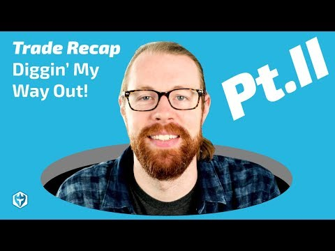Trading Recap: Digging Out Day 2 +$1,498!