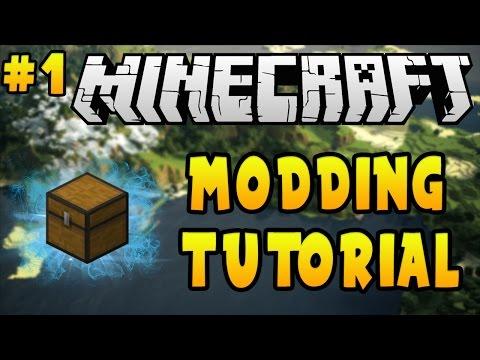 Minecraft 1.11.2: Modding Tutorial - Workspace Setup (#1)