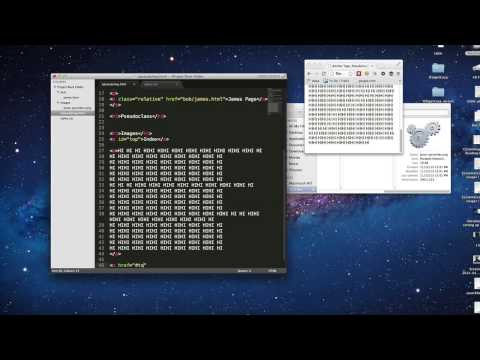 Video Tutorial: Internal Linking in HTML5