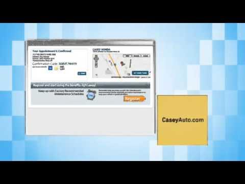 Schedule Honda Service Online At CaseyAuto.com   Newport News, VA