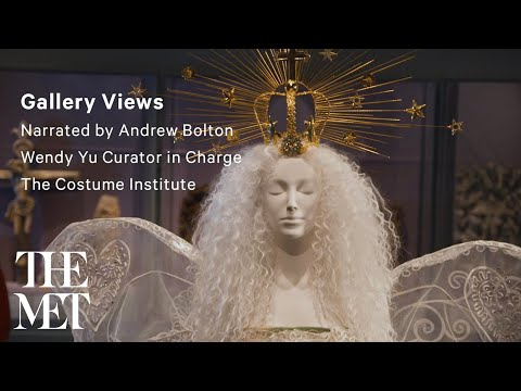 Heavenly Bodies: Fashion and the Catholic Imagination Gallery Views