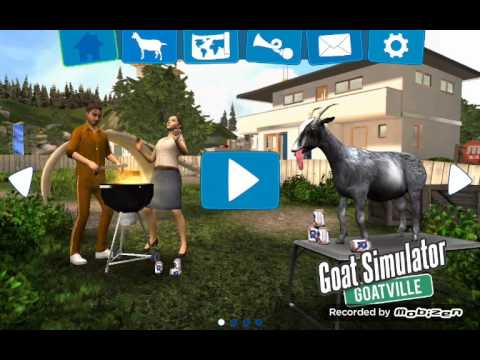 How to unlock space Goat |  Goat Simulator