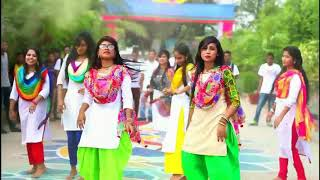 BSMRSTU Flashmob 2017 II Bangabandhu Sheikh Mujibur Rahman Science & Technology University