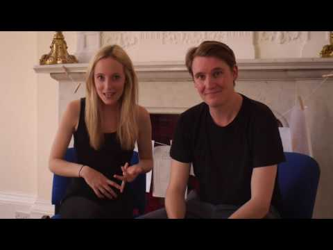Interview with the cast of You Wouldn't Want To Be In The Great Fire Of London!