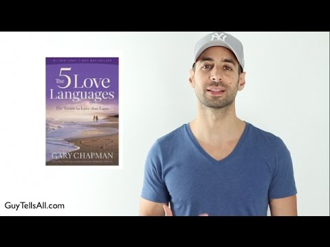 The 5 Love Languages - Book Summary - Gary Chapman