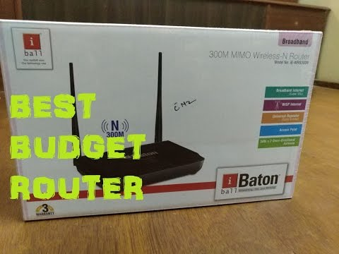 Budget WiFi Setup Home And Office 2017 + Router configuration