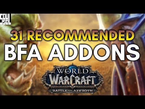 Download 31 Recommended Addons for Battle for Azeroth I'll