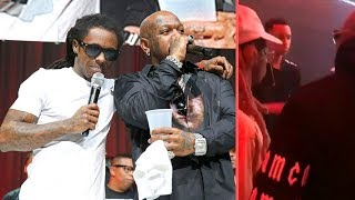 Lil Wayne and Birdman Run Into Each Other In Miami and End Beef Days After Lil Wayne - Vizine Diss