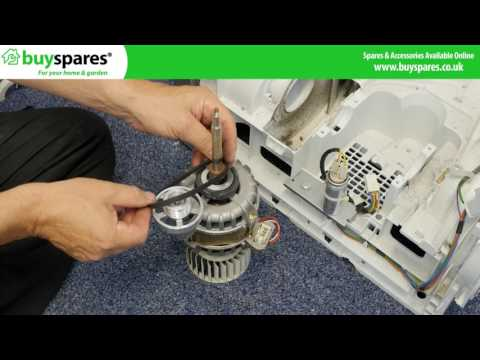 How to Replace Drive Belts and Pulley on a Beko Tumble Dryer