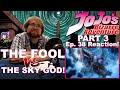 """JoJo's Bizarre Adventure (DUB) PART 3 Ep. 38: """"The Guardian of Hell, Pet Shop"""" Part 1   Reaction!"""