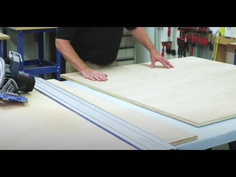 Kreg Accu-Cut™ Tip: Support the Sheet for Safe, Stable Cutting