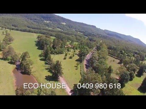 Beautiful Eco House Kangaroo Valley, NSW, Australia