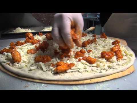 Hasbrouck Height's Pizza - Buffalo Chicken Pizza