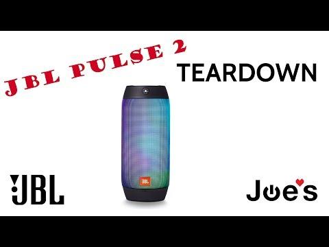 JBL Pulse 2 Tear Down Not Working Speaker