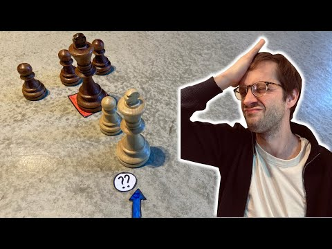 The difference between checkmate and stalemate