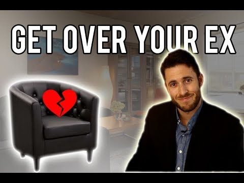 How To Get Over Your Ex For GOOD (Empty Chair Technique)