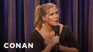 Amy Schumer Stand-Up 10/20/11  - CONAN on TBS