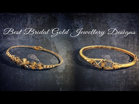 Best Bridal Gold Jewellery Designs In India With Price