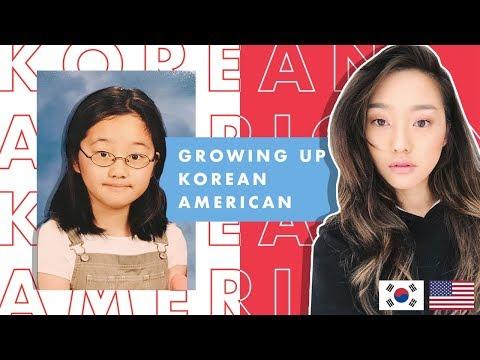 Growing Up Korean American   My Struggles
