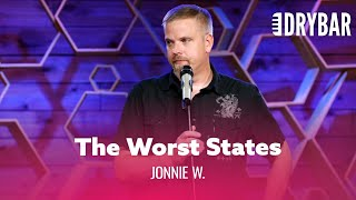 The United States Hate Each Other  Jonnie W. - Full Special