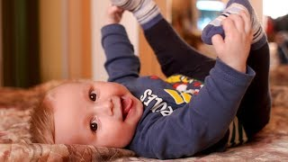 Funny Babies Talking Gibberish 👶🏻 Funny Baby Videos