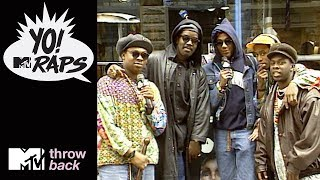 Download 'A Tribe Called Quest & Fab 5 Freddy' Official Throwback Clip | Yo! MTV Raps | MTV Video