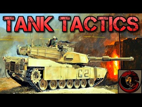 Tank Tactics - Platoon Battlefield Maneuvers