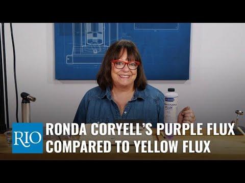 Ronda Coryell's Purple Flux