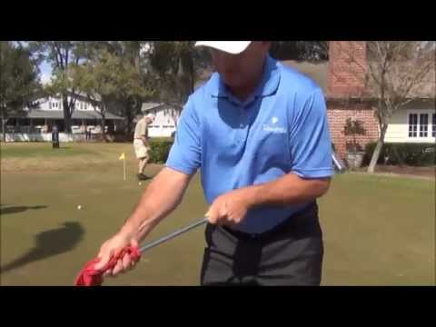 HOW TO CHANGE A PUTTER GRIP