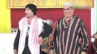 Best Of Agha Majid and Sajab Abbas New Pakistani Stage Drama Full Comedy Clip