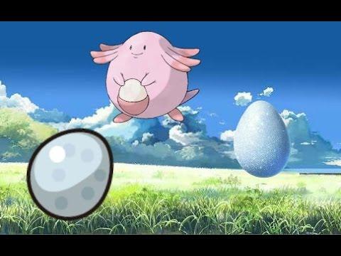 Pokemon SoulSilver: How to get Lucky egg