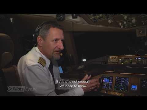 Pilotseye.tv - Boeing Flight Line & Boeing Lufthansa 777 Test Flight [English Subtitles]