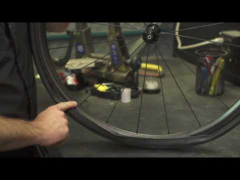 How To Set Up Tubeless Road Bike Tires