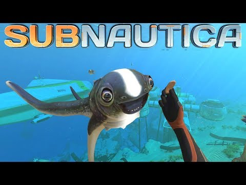 HATCHING CUDDLEFISH, SEAMOTH ZAPPER, and WATER FILTER!! - Subnautica Gameplay Playthrough - Ep. 27