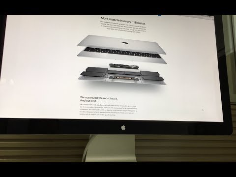 Apple USB-C to Thunderbolt 2 Adapter - Set Up Guide - MacBook Pro