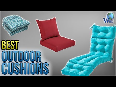 10 Best Outdoor Cushions 2018