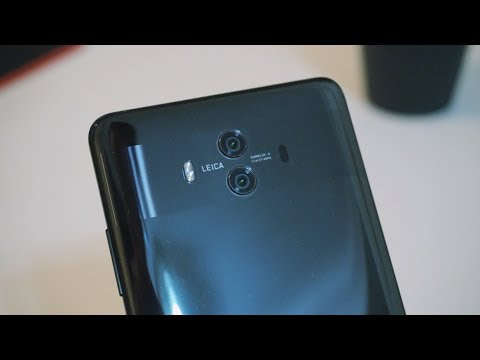 HUAWEI MATE 10: WHAT'S IN THE BOX?