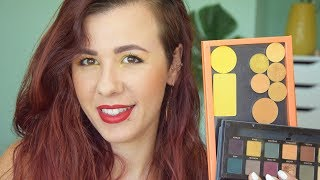 Best Yellow Makeup - Eyeshadows And Blush