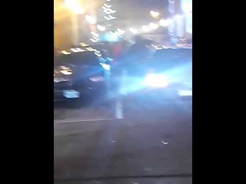 Fighting downtown Norfolk
